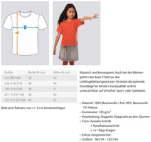 Laden Sie das Bild in den Galerie-Viewer, Kinder T-Shirt Handball: Handballer heulen nicht  - Kinder T-Shirt (4337371938868)