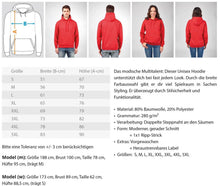 Laden Sie das Bild in den Galerie-Viewer, Unisex Hoodie Basketball-Fan: Der Basketball ruft  - Unisex Kapuzenpullover Hoodie (4362270638132)