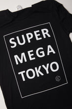 Load image into Gallery viewer, SUPER MEGA TOKYO_TEE
