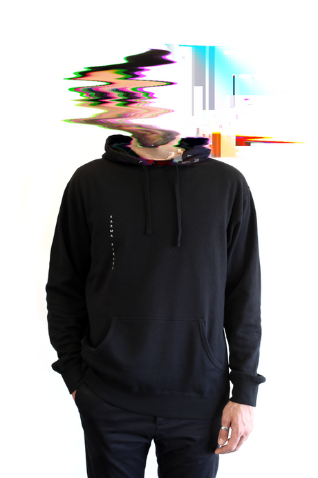 EYE OF THE ALGORITHM HOODIE