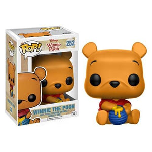 "POP DISNEY SEATED POOH 3.75"" FIGURE"