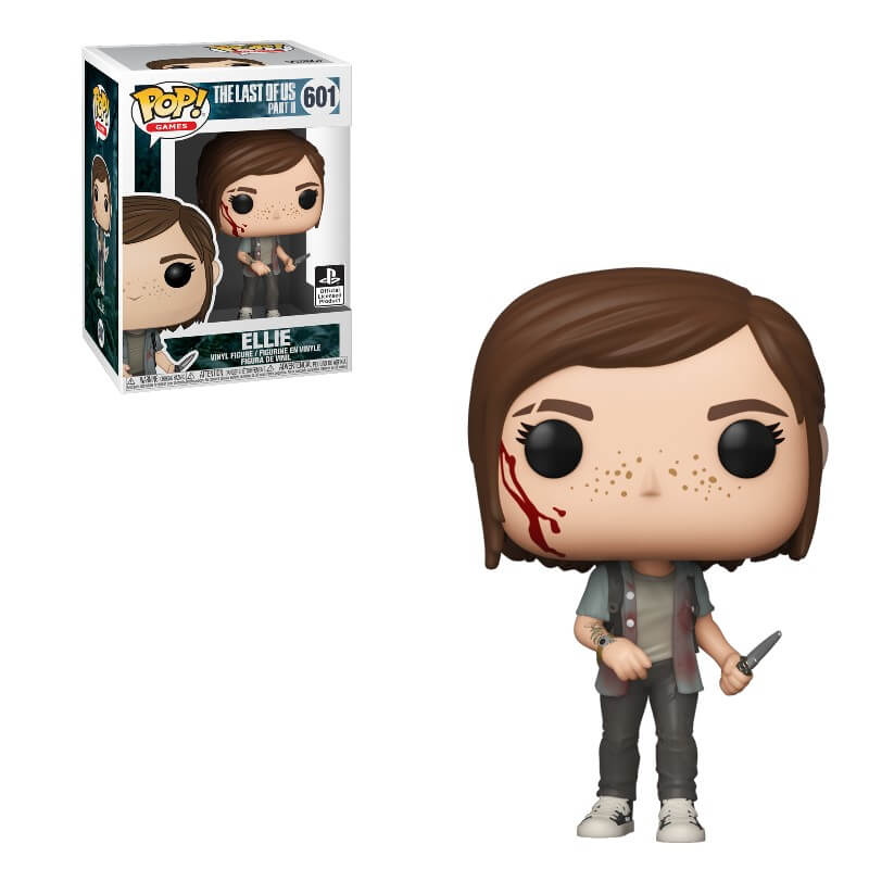 PRE-ORDER: FUNKO POP LAST OF US - ELLIE