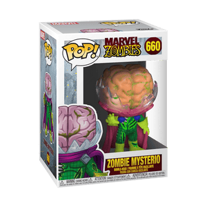 PRE-ORDER: FUNKO POP MARVEL ZOMBIES - MYSTERIO