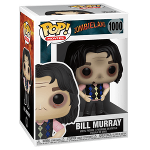 FUNKO POP ZOMBIELAND - BILL MURRAY (COMMON ONLY)