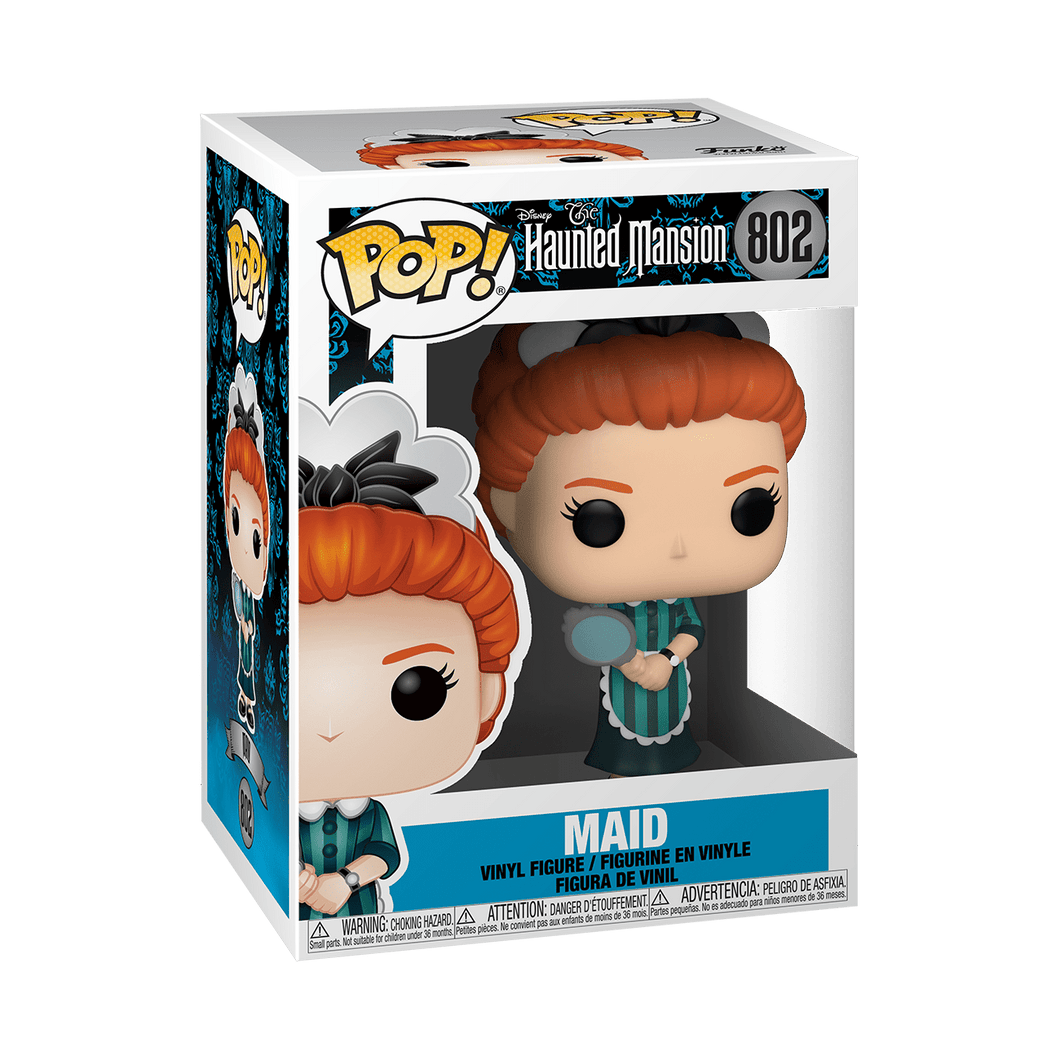 PRE-ORDER: FUNKO POP HAUNTED MANSION - MAID