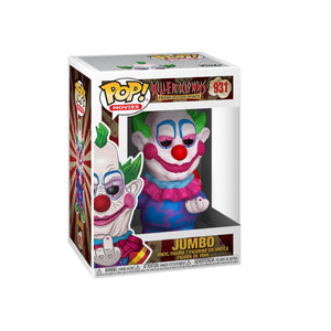 PRE-ORDER: FUNKO POP KILLER KLOWNS FROM OUTER SPACE - JUMBO