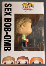 Load image into Gallery viewer, Pop Movies Scott Pilgrim 3 Pack Scott Stephen Kim Sex Bob-Omb Convention Exclusive