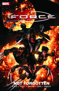 X-FORCE VOL 03 NOT FORGOTTEN TP