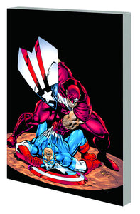 CAPTAIN AMERICA BY DAN JURGENS VOL 02 TP