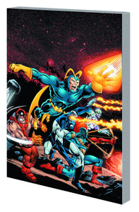 GUARDIANS OF GALAXY VOL 01 TOMORROWS AVENGERS TP