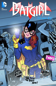 BATGIRL VOL 01 THE BATGIRL OF BURNSIDE TP (N52)