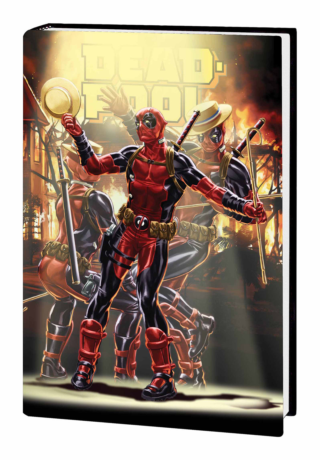 DEADPOOL BY POSEHN AND DUGGAN VOL 03 HC