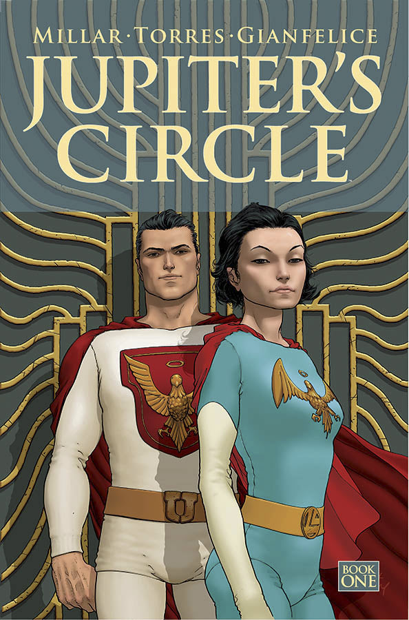 JUPITERS CIRCLE VOL 01 TP