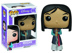 "POP DISNEY MULAN 3.75"" FIGURE"