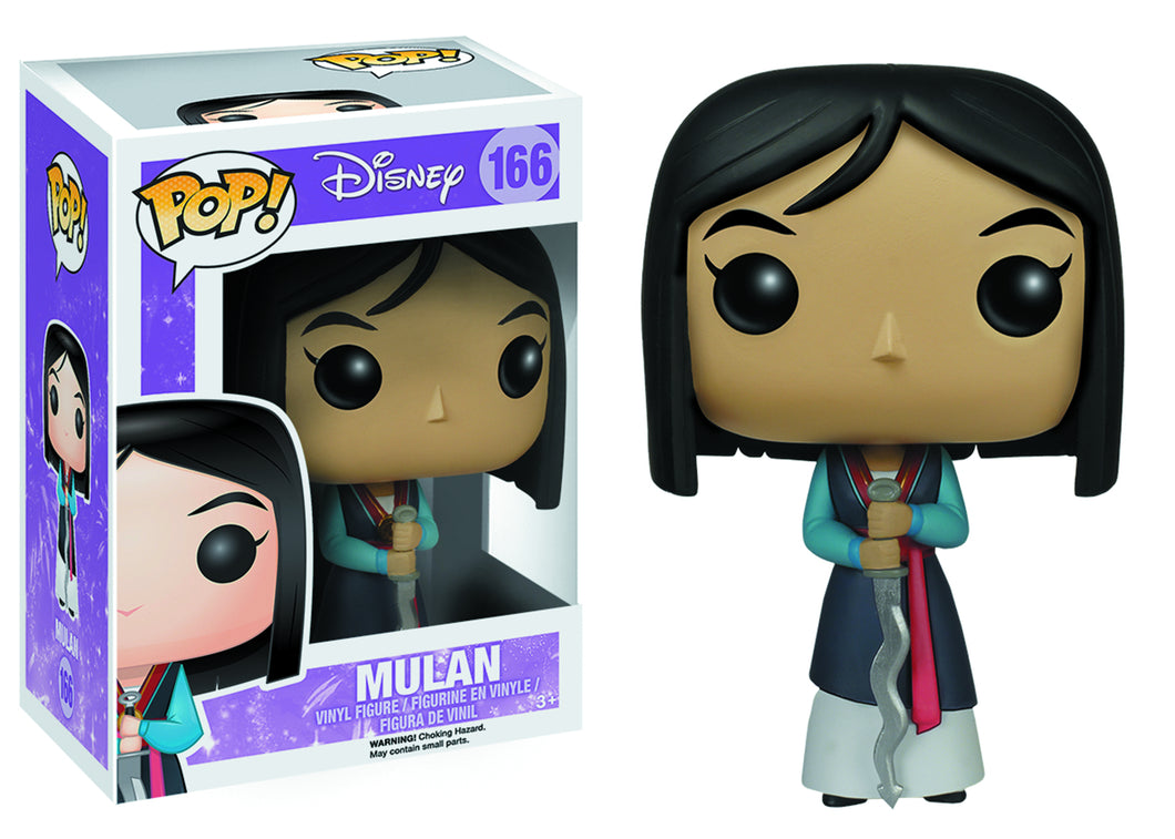 POP DISNEY MULAN 3.75
