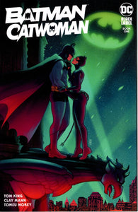 BATMAN CATWOMAN #1 JEN BARTEL EXCLUSIVE TEAM VARIANT