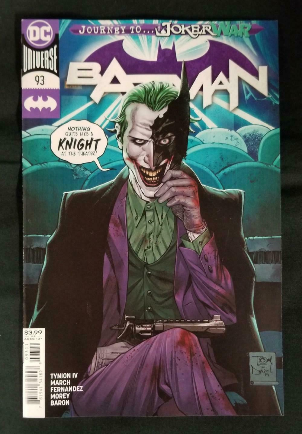 BATMAN #93 (JOKER WAR)