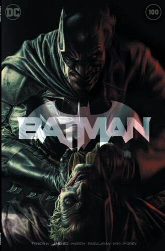 Batman #100 Lee Bermejo Exclusive Team Variant (Joker War)
