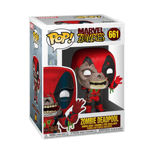 PRE-ORDER: FUNKO POP MARVEL ZOMBIES - DEADPOOL