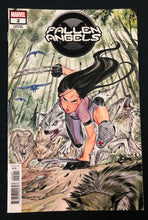 Load image into Gallery viewer, FALLEN ANGELS #2 1 in 25 PEACH MOMOKO VARIANT (NM)