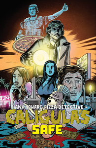 Eniac #1 Not First Printing & Hank Howard, Pizza Detective in Caligua's Safe (LIMIT 1) (Pre-Order)