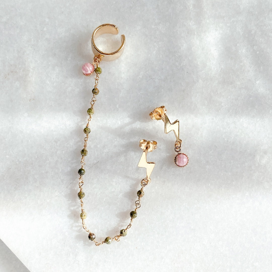 Boucles Ear Cuff
