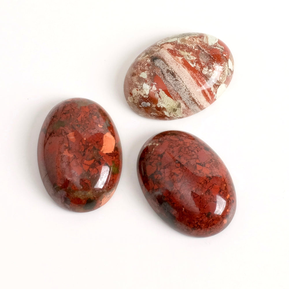 Cabochons Ovales