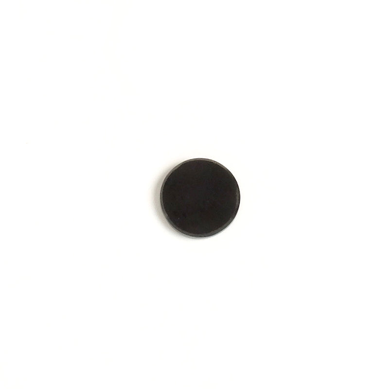 Cabochon pierre naturelle plat 8mm Spinelle