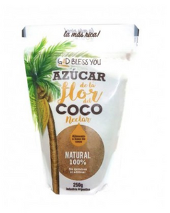 Azúcar de coco - God Bless You