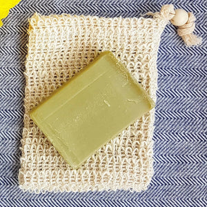 Hemp Soap Bag