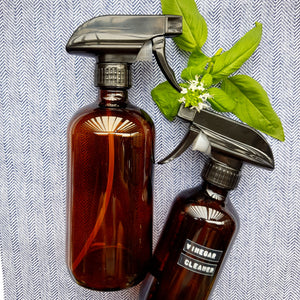 500ml Amber Spray Bottle