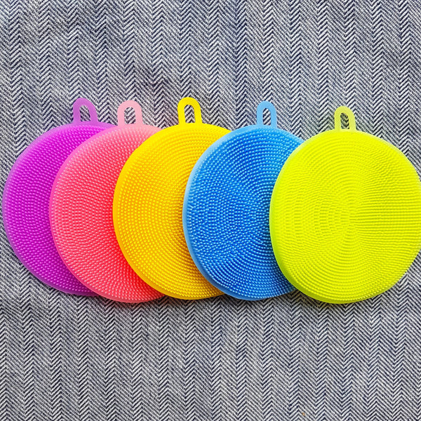 "[Bundle] Set of 3 Silicone ""Sponges"" (Save 15%!)"