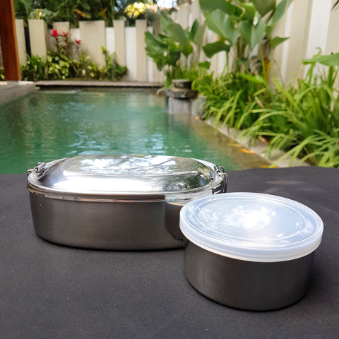 Stainless Steel Lunchbox & Mini Container