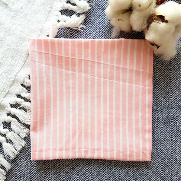 Cotton Handkerchief (Pinks)