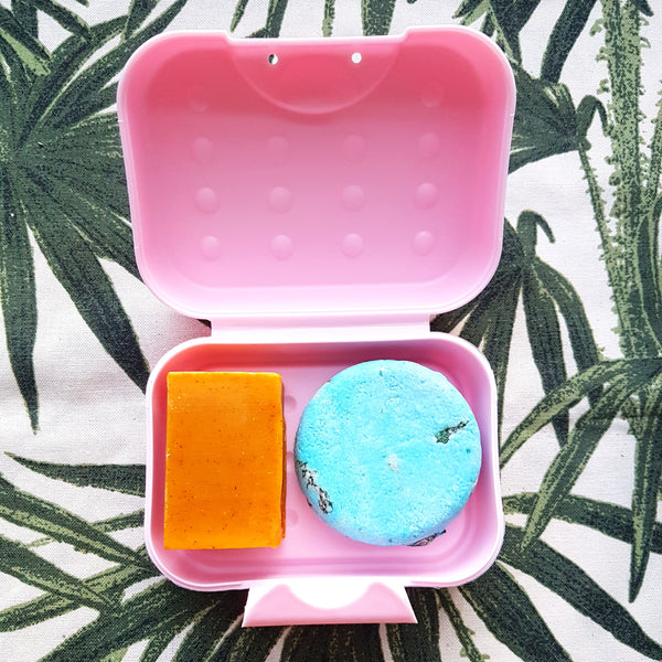 Soap Travel Box