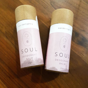 [Imperfects] wanderlightly // Soul Deodorant Balm