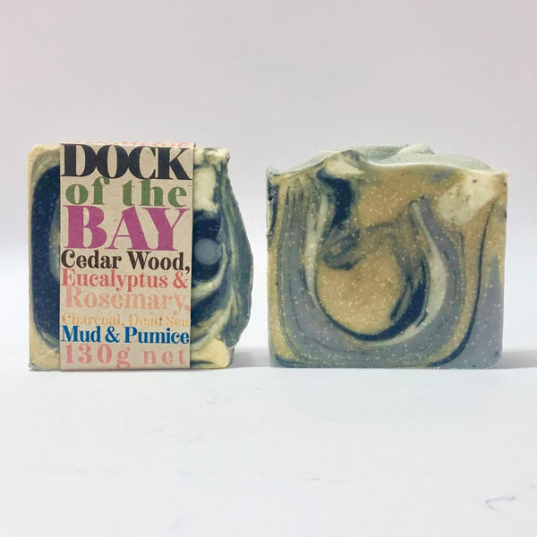 Body Bars // Dock of the Bay // Vegan - Palm Oil Free - Cold Processed Soap
