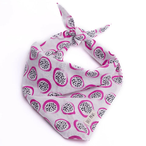 The Paws Bandana // Dragonfruit