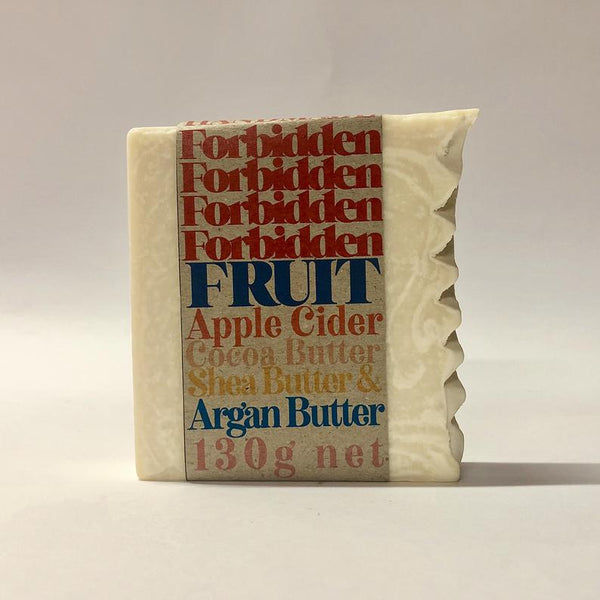 Body Bars // Forbidden Fruit // Vegan - Palm Oil Free - Cold Processed Soap