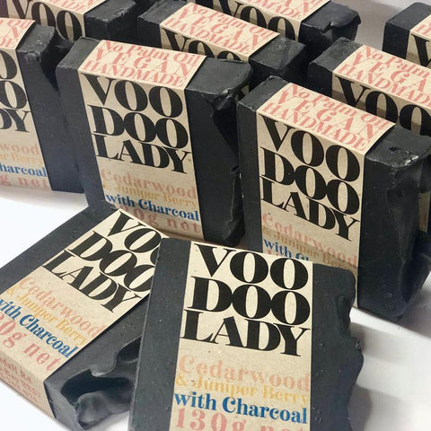 Body Bars // Voodoo Lady // Vegan - Palm Oil Free - Cold Processed Soap