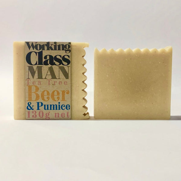 Body Bars // Working Class Man // Vegan - Palm Oil Free - Cold Processed Soap