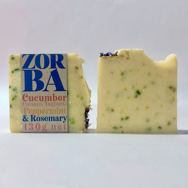 Body Bars // Zorba // Vegan - Palm Oil Free - Cold Processed Soap