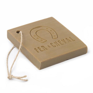 Marseille Soap Slice by Savonnerie Fer a Cheval