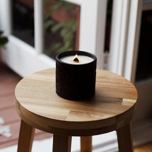 All Natural Wooden Wick Soy Candle
