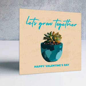 Valentine's Day - Plant One On me