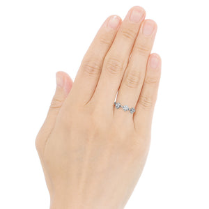 Diamond Lyra Chain-Ring