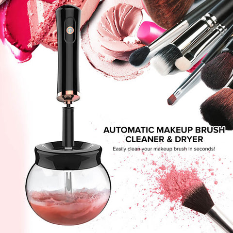 Automatic Makeup Brush Cleaner and Dryer