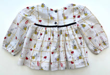 Load image into Gallery viewer, Floral Dress & Cecily Bloomer Set