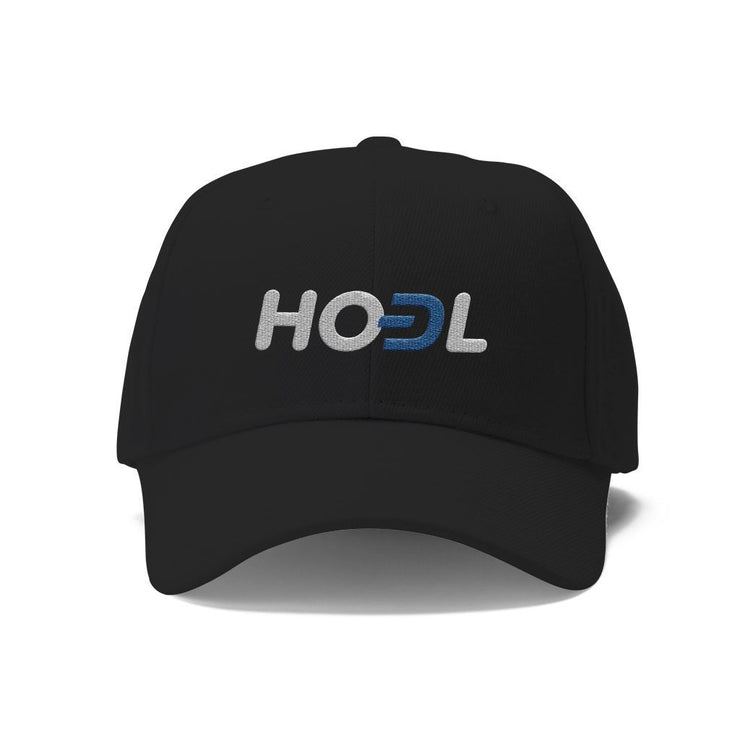 Hodl Dash Cryptocurrency Hat