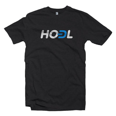 Hodl Dash Cryptocurrency T-shirt